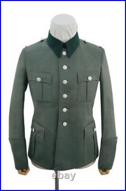 WW2 German Heer/Elite M41 officer Gabardine service tunic Jacket