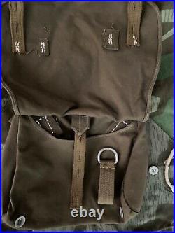 WW2 German High Quality Reproduction DAK Field Gear Package