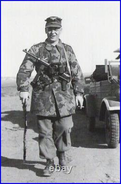 WW2 German Luftwaffe Field Division Splinter B camo smock L