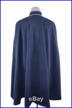 WW2 German Luftwaffe blue Gabardine cape