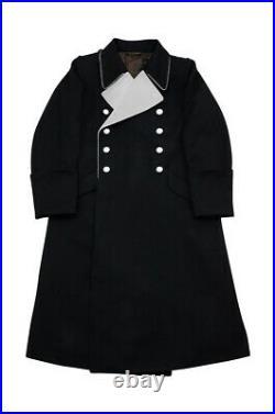 WW2 German M32 Allgemeine Elite General Wool Greatcoat