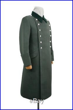 WW2 German M36 Heer Officer Gabardine Greatcoat