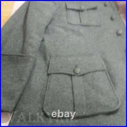 WW2 German M36 Tunic Field Grey