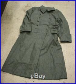 WW2 German M40 Greatocat Wool Reproduction Wehrmacht SIZE 42
