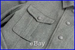 WW2 German M40 Tunic (Feldbluse), High Quality, Wool, Medium