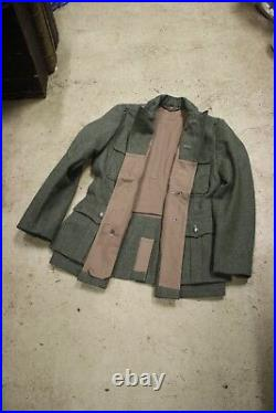 WW2 German M40 Tunic Museum Quality European Size 38/40 Wehrmacht Eastern front