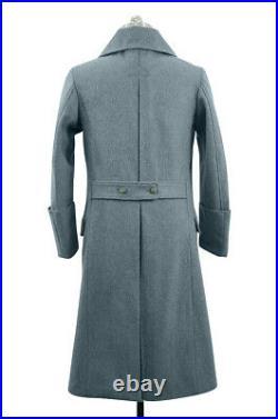 WW2 German M42 Heer EM Italian Field Wool Greatcoat L