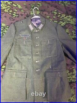 WW2 German M42 Heer Feldbluse Tunic