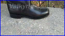 WW2 German Officer Boots Size Us Size 7 To Us Size 15