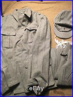 WW2 German Reenacting Uniform Set
