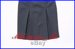 WW2 German Repro LW Helferinnen Blue Gray Gabardine Skirt All Sizes
