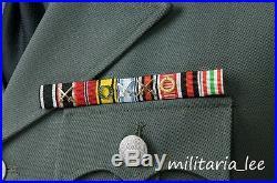 WW2 German Repro M34/M37 Field Gray Gabardine Tunic All Sizes