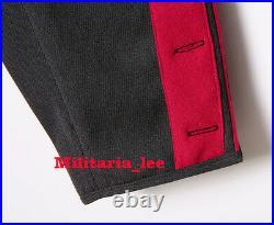 WW2 German Repro OKW Stone Gray Gabardine Breeches All Sizes