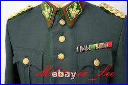 WW2 German Repro Ordnungspolizei General M38 Tunic(after 1942) All Sizes