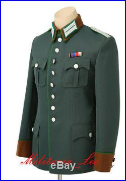 WW2 German Repro Ordnungspolizei Officer M38 Gabardine Tunic All Sizes