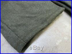 WW2 German Reproduction M36 Field Grey Wool Tunic Made in Germany Sturm