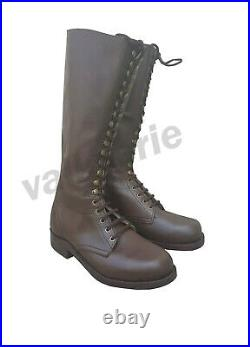WW2 German SA Kampfzeit Boots Reproduction Size Us 6 to Us 15