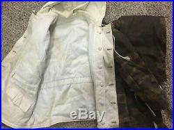 WW2 German Sumpftarn Parka and Trousers REVERSABLE Waist 30-32,- Jacket 38