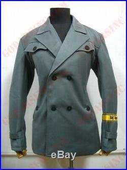 WW2 German WH Helferin Officer Gabardine Uniform set size L