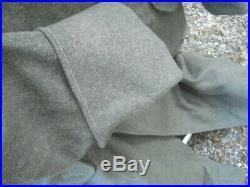 WW2 German Wool Greatcoat, size 56