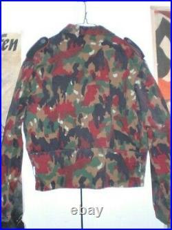 WW2 German reproduction tunics (3) and smock