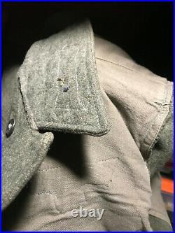 WW2 Original wool tunic size M