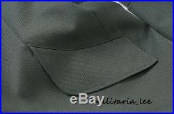 WW2 Repro German Field Gray Gabardine Overcoat All Sizes