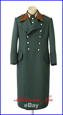 WW2 Repro German Police Officer Overcoat All Sizes