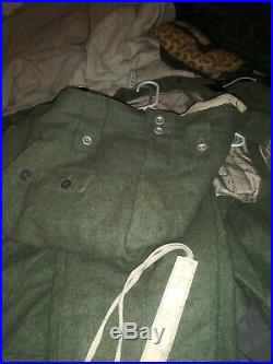 WW2 Reproduction Jugen Corporal Wool Tunic And Trousers