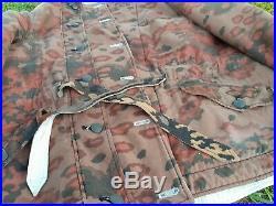 WW2 SMW Fall Oak Parka Camo Camouflage Wholesale WWII