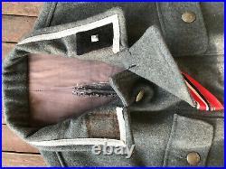 WW2 german elite tunic reenactor size L