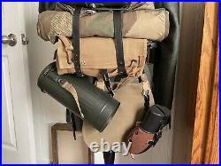 WW2 german reproduction Tunic, Equipment And Helmet