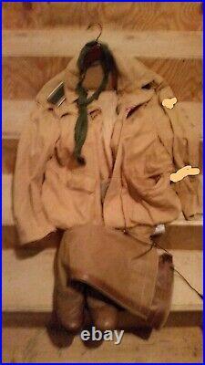 WW2 reproduction Tropical elite field tunic 1st pattern/M43 SAHARIANA XL