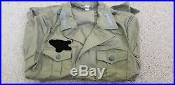 WWII At The Front DAK tunic size M