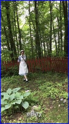 WWII DRK German Nurse Helferin Uniform Complete Full Kit SM