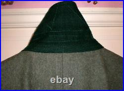 WWII German Army Officer Cape WW2 Wehrmacht Uniform Tunic Cap Reproduction