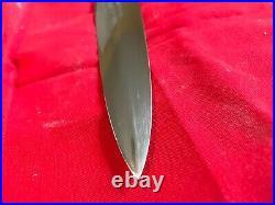 WWII German Dagger SA Dagger Original SMF HACO Berlin Nice Rare! SA Dagger Great