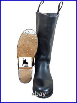 WWII German Dress Marching Boot JackBoot Us Size 5 to 15