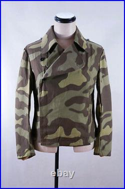 WWII German Elite Italian panzer camo wrap/jacket L