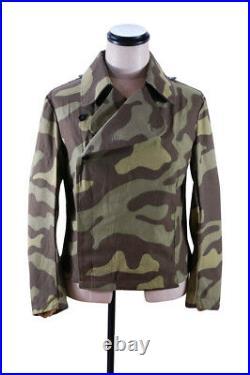 WWII German Elite Italian panzer camo wrap/jacket S