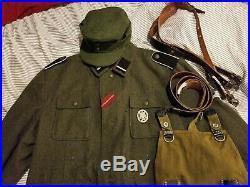 WWII German Elite Uniform
