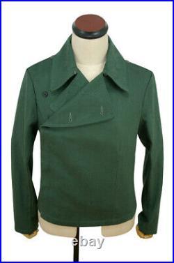 WWII German Elite panzer summer HBT wrap/jacket M