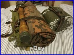 WWII German Field Gear A-Frame Set