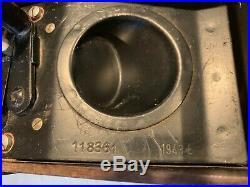 WWII German Field Telephone 1943