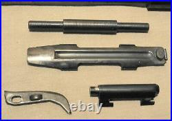 WWII German G43 Gas Cylinder Op Rod and more Misc. Parts