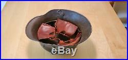 WWII German Infantry Helmet