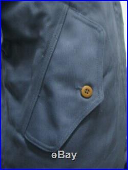 WWII German Luftwaffe Blue Channel Flight Jacket L