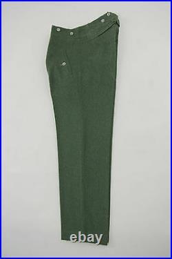 WWII German M40 field wool trousers L/36