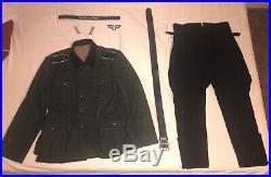 WWII German REPRO Uniform lot
