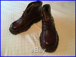 WWII German Reproduction Gebirgsjager Mountain Trooper Boots, Czech Made